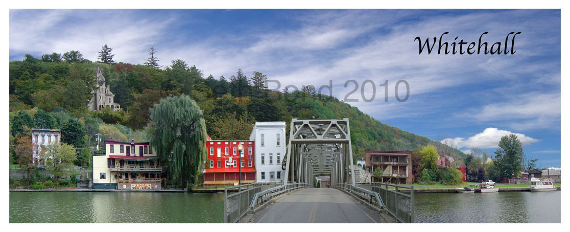 ... Town Gallery / Whitehall NY SD - Contact us for purchasing info